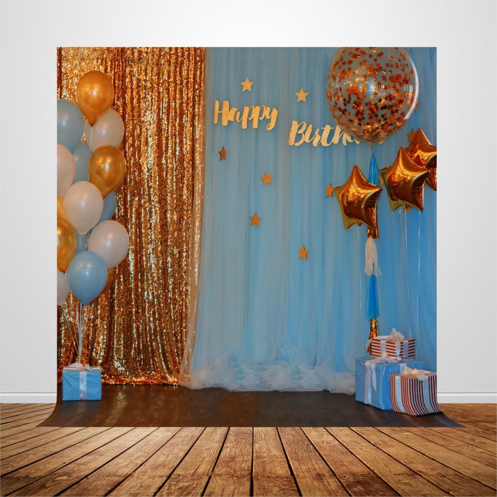 HUAYI Happy фоны для дня рождения Детские, для малышей фон для фото винил Photograhy Опора студии фотографии XT-7407