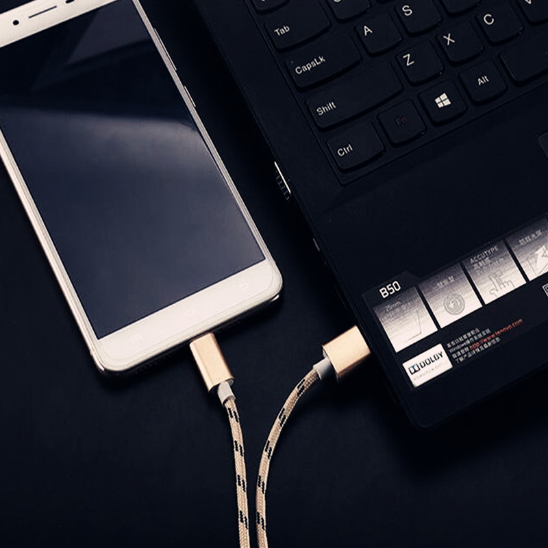 Cabo Usb,USB Type C Fast Charging Usb C Cable Type-c Data Cord Phone  Charger for Samsung S9 S8 Note 9 8 Pocophone F1 Xiaomi Mi 8