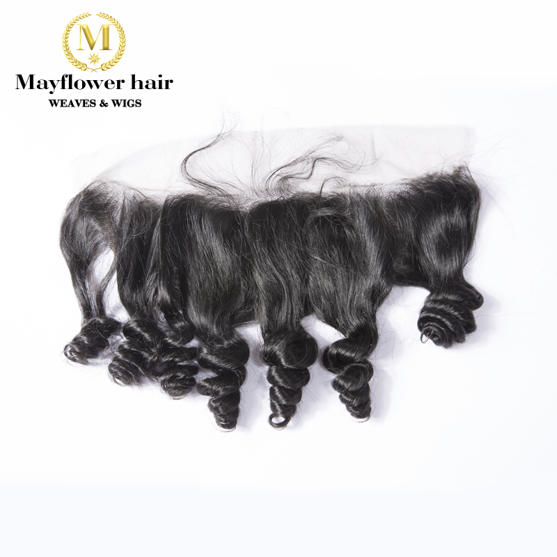 MFH Funmi Hair Lace Frontal Duchess Curl 13x4