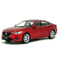 Advanced collection model High simulation MAZDA 6 ATENZA 1:18 alloy car toy,diecast metal model vehicle,free shipping