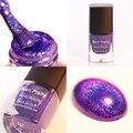 Born pretty holográfica holo brillo de esmalte de uñas barniz holograma efecto 6 ml manicura de uñas de arte 11 #