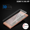 9H 3D Curved Surface Full Cover Tempered Glass Screen Protector Film For Sony Xperia X/XP/XA/XA Ultra/XC/XZ