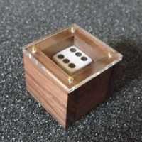 Badlands Bob (Wood)- magic trick,Metal stage magic/magic props/accessories-High quanlity - Free shipping