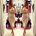 2015 New Fall Crop Top And Skirt Set Fashion Big Chest Strap Jumpsuit Sexy Package Hip Nightclub Skirt 2 Piece Set Women  D8036