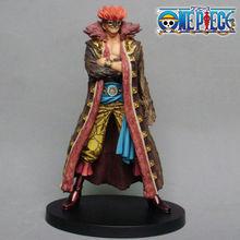Détail One Piece Eustass Kid PVC Action Figure collection Toy 16 CM livraison gratuite