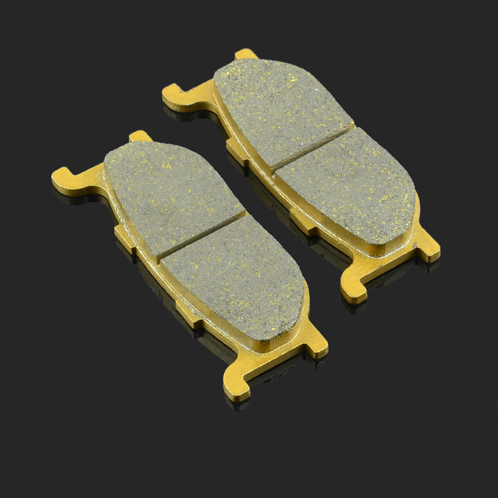 Motorcycle Front Brake Pads Fit For YAMAHA XVS 950 400 650 SJ 900 600 XV 1600 1100 600 535 750 SR400 XP500 SRV250 FZX250 motorcycle front and rear brake pads for yamaha fzr 400 fzr400 3en1 1988 brake disc pad