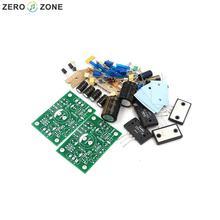 GZLOZONE PNP Sanken A1216 JLH1969 Single-ended Class A Power Amplifier Kit 10W+10W