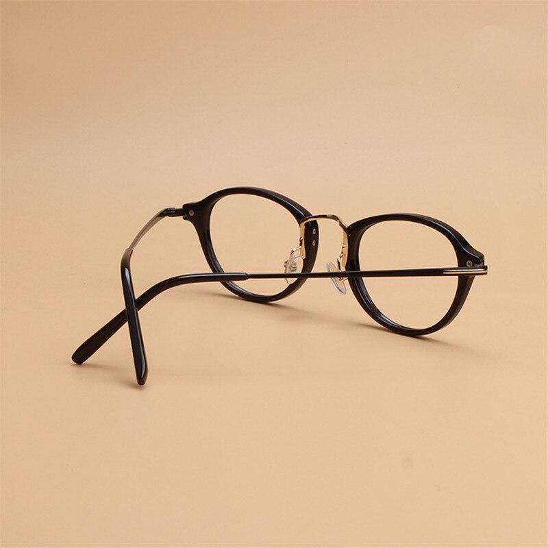 Super Light Optical Glasses Frame Women Men Vintage Myopia ...