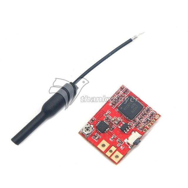FPV 5.8 Г 40CH Беспроводной Аудио Передатчик Видео Модуль 20-200 МВт для RC Drone Мультикоптер