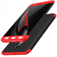 For Xiaomi Redmi Note 4 case 4X Luxury Hard PC 3 in 1 Back Cover 360 Full body Protection cover