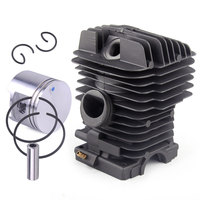 LETAOSK 46mm Cylinder Piston kit fit for Stihl MS290 MS310 MS390 039 029 11270201217