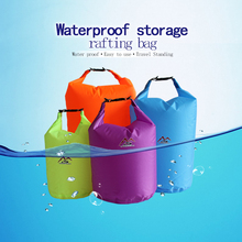 5L10L20L40L70L Легкие уличные водонепроницаемые сумки, сухие сумки, сумка для плавания, речной поход, рыбалка, катание на лодках
