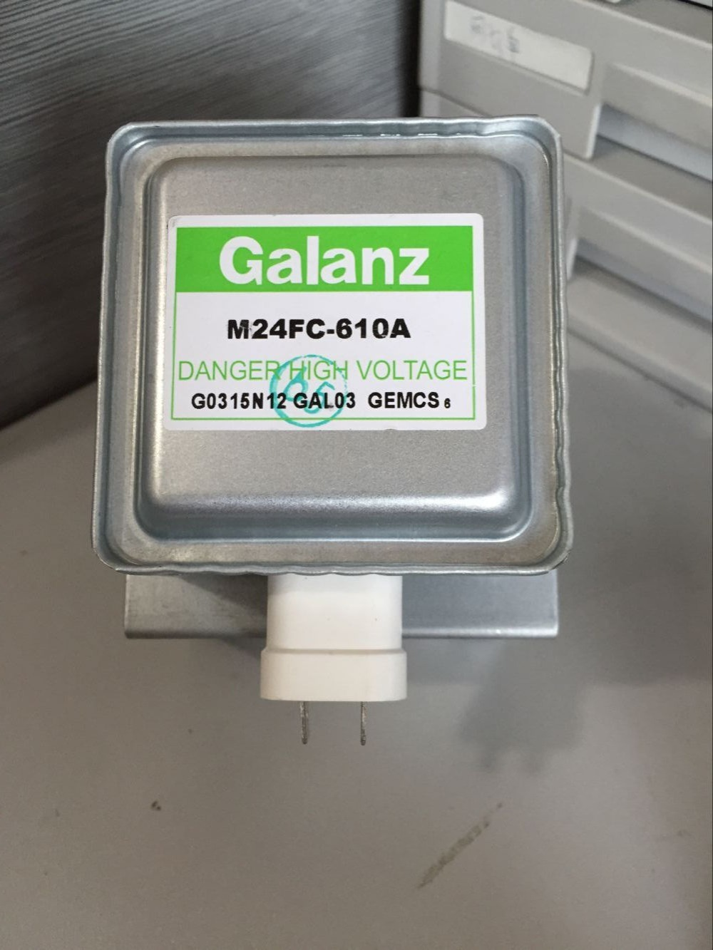 Magnetron For Galanz Microwave Oven M24FC-610A Good Condition ZMM