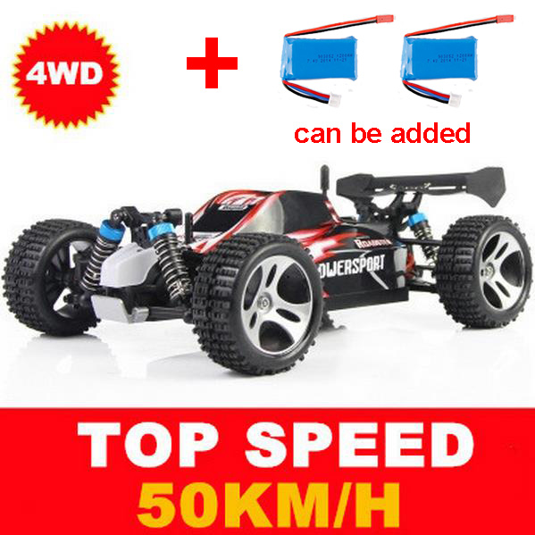 Wltoys 1:18 A959 2.4G 4CH 4WD Shaft Drive RC Car High Speed Stunt Racing Car Remote Control Super Power Off-Road Vehicle cmam dh316 enlarge 2 5 times pathology dental anatomy model with implant tooth