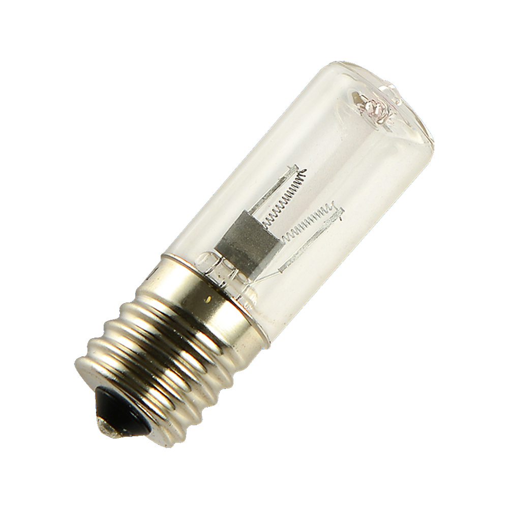 Le Jeune moderne.Santé-Lampe UV frigo 3W E17 stérilisateur ultraviolet 12V-Lampe germicide UV pour frigo ou micro-onde. Puissance 3W et douille E17. Détruit 99,99% des bactéries en contact avec les rayons UV. Vérifier bien le format de la douille de votre frigo ou votre micro-onde et si il elle est alimentée en 12v. La majorité le sont.