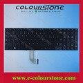 5 unids/lote ru ru teclado del ordenador portátil para samsung rf710 rf711 negro con retroiluminado teclado portátil ruso cnba5903070cbynf