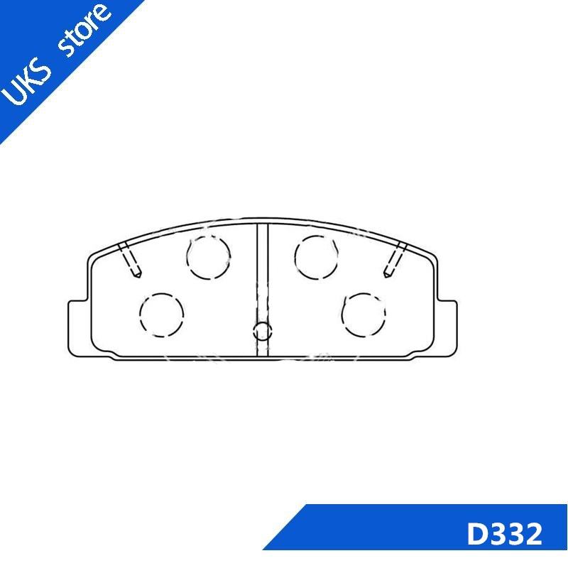 Koko Racing New Designer Brake Pad For Volvo 740 Brake Pads For Mazda 6 Brake Pad For More Model Cars Year-End Bargain Sale Automobiles & Motorcycles