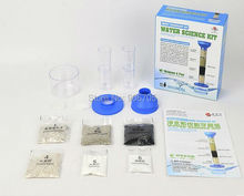 Technology DIY Clean Water Science DIY Kit Ages 10+,Kids Green Science Water Purification Experiment Kit Learn Clean Reuse Water