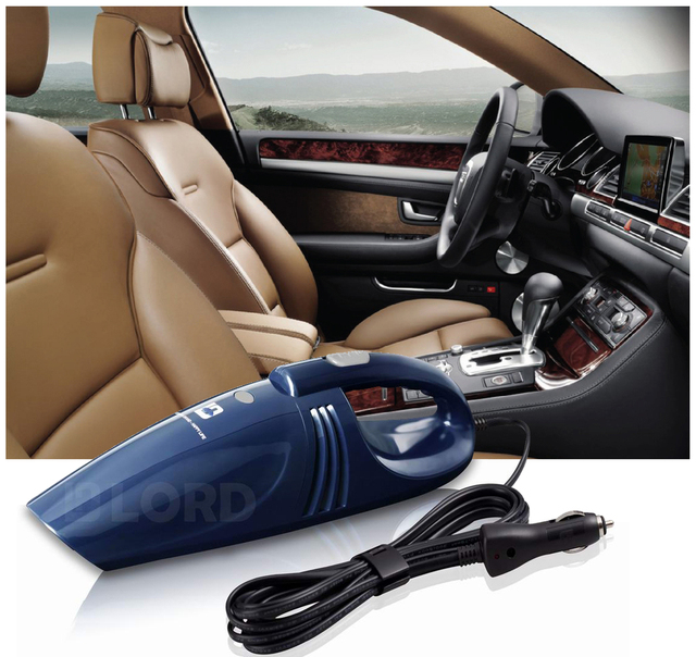 Hot sell New arrival 60W Mini 12V High Power Portable Handheld Car Vacuum Cleaners