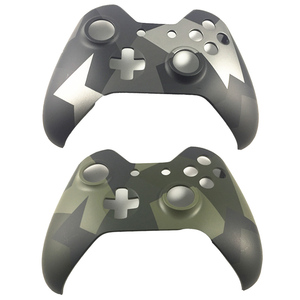 Image 1 - For Xbox One Wireless Controller Camo Camouflage Front Faceplate Limited Edition Housing Top UP Shell Case Cover Replacement