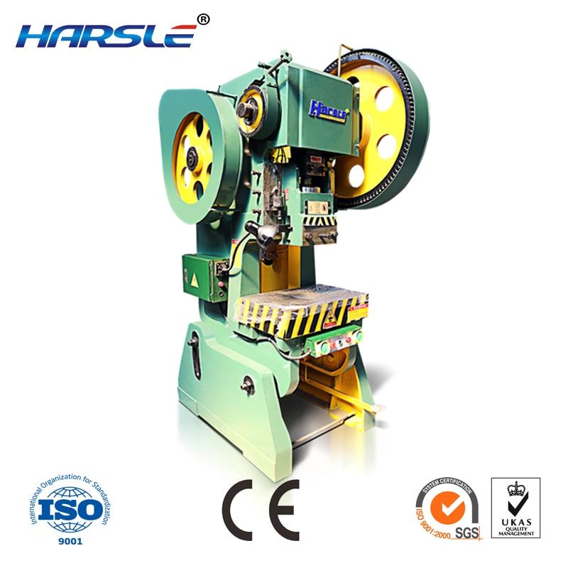 Machine de presse de haute qualité pour la fabrication de boîtes de conserve