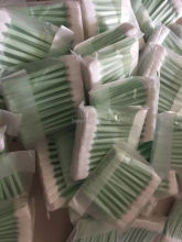 Best price 500 pcs Cleaning Swabs for indoor and outdoor Roland Mimaki Mutoh Large Format Inkjet