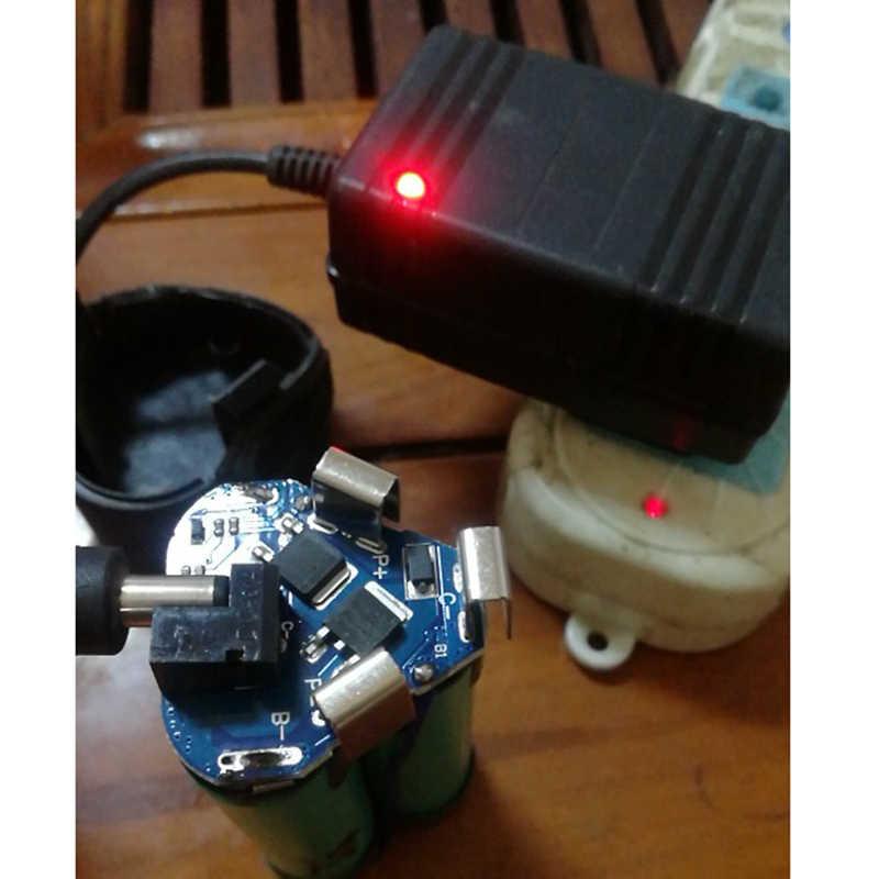 3S 12 فولت تيار مستمر أدوات كهربائية اليد ليثيوم الحفر السلطة بطارية ليثيوم أيون لوح حماية BMS الدائرة 18650 3 خلية حزم 20A مجموعة بي سي بي