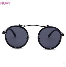 Фотография  Men Polarized Sunglasses Driving Sunglasses Stainless Steel Frame Aviation Oculos De Sol Masculino Sun Glasses