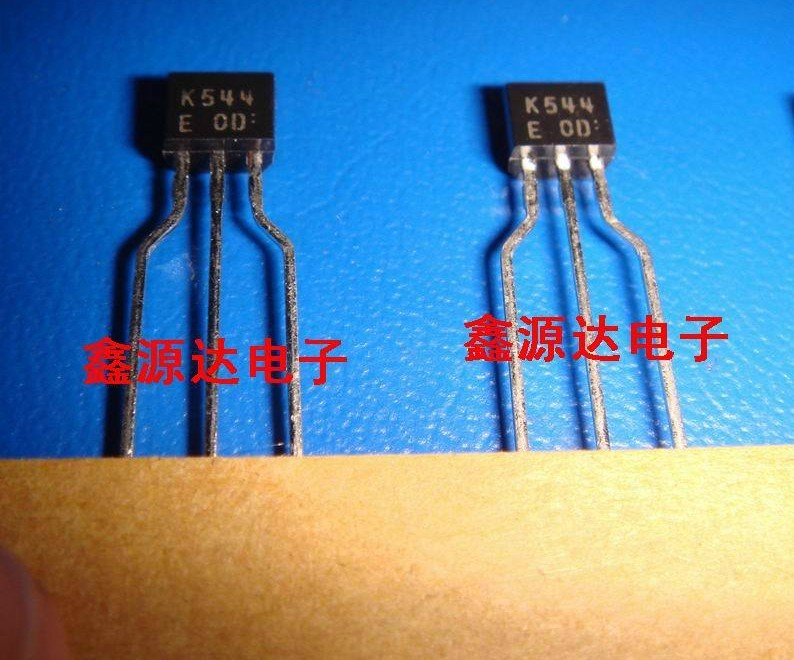 10pcs/lot 2SK544E 2SK544 K544 K544E TO-92S In Stock