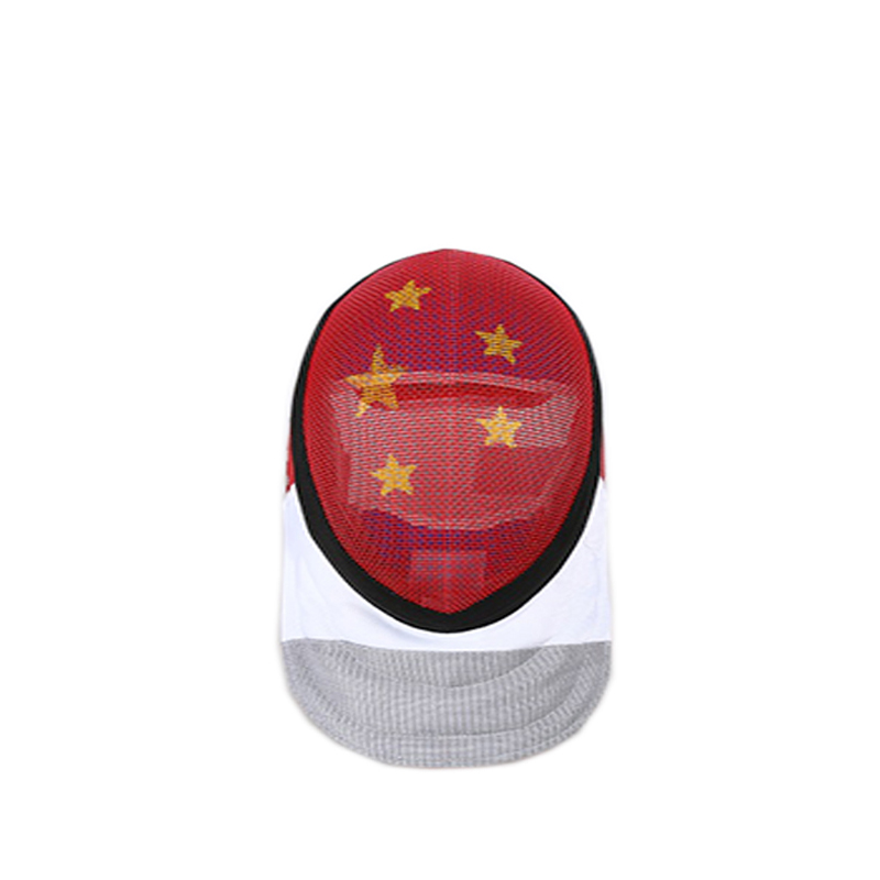 CE Approval China Flag Fencing Equipments Fencing Mask 350NW Removable Lining Masks