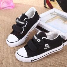 Breathable Brand Shoes Kids Girls Boys Sneakers 2016 Sport Lightweight Canvas Shoe For Children Unisex Age 4-11 Year, 4 Colors