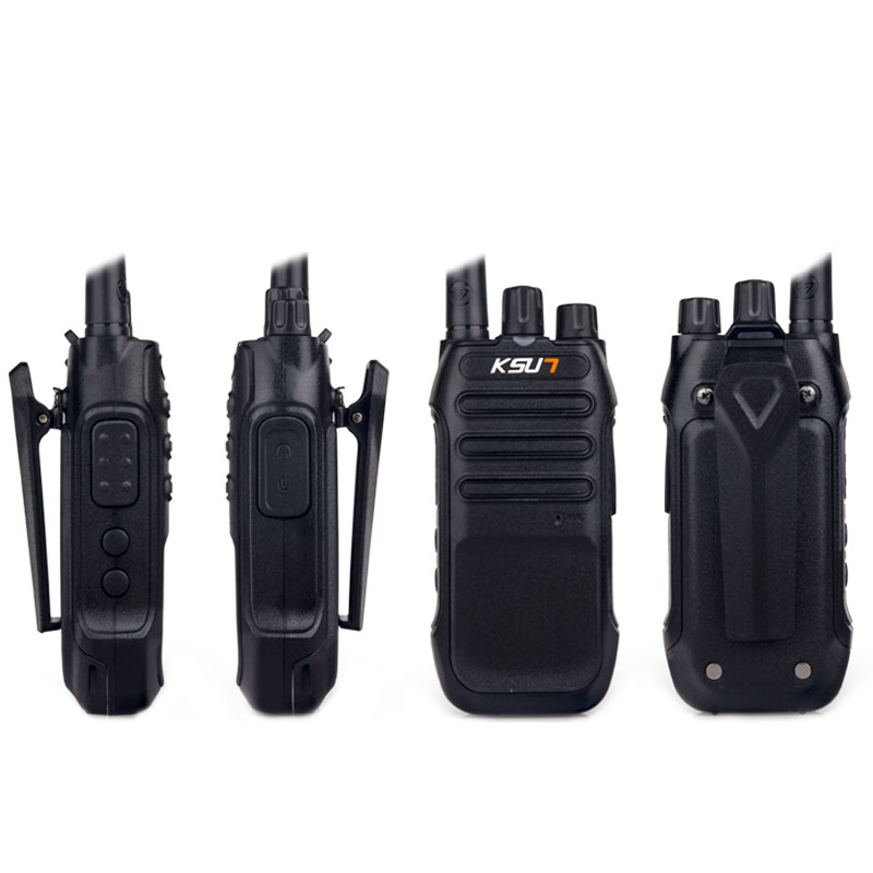 KSUN-GLK ručni walkie-talkie 5W visoke snage UHF ručni dvosmjerni - Voki-toki - Foto 3