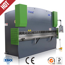 WC67K 100T2500 HYDRAULIC SHEET METAL BENDING MACHINE, PRESS BRAKE CNC