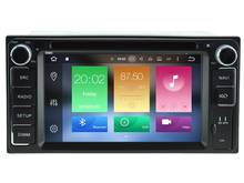 Android 6.0 CAR Audio DVD player FOR TOYOTA UNIVERSAL gps Multimedia head device unit receiver BT WIFI