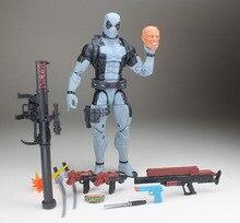 """ML Legends Inquietante X Force Deadpool Hascon Esclusivo 6 """"Figura di Azione Allentata"""