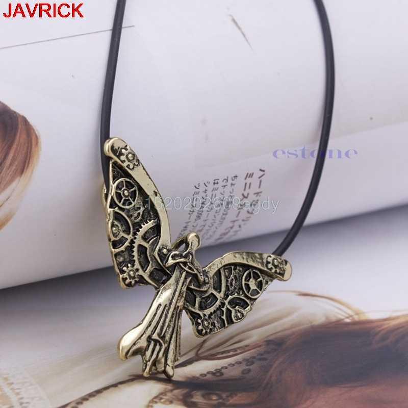 Tessa's Clockwork Angel สร้อยคอ Mortal Instruments City of Bones colar kolye collier collares