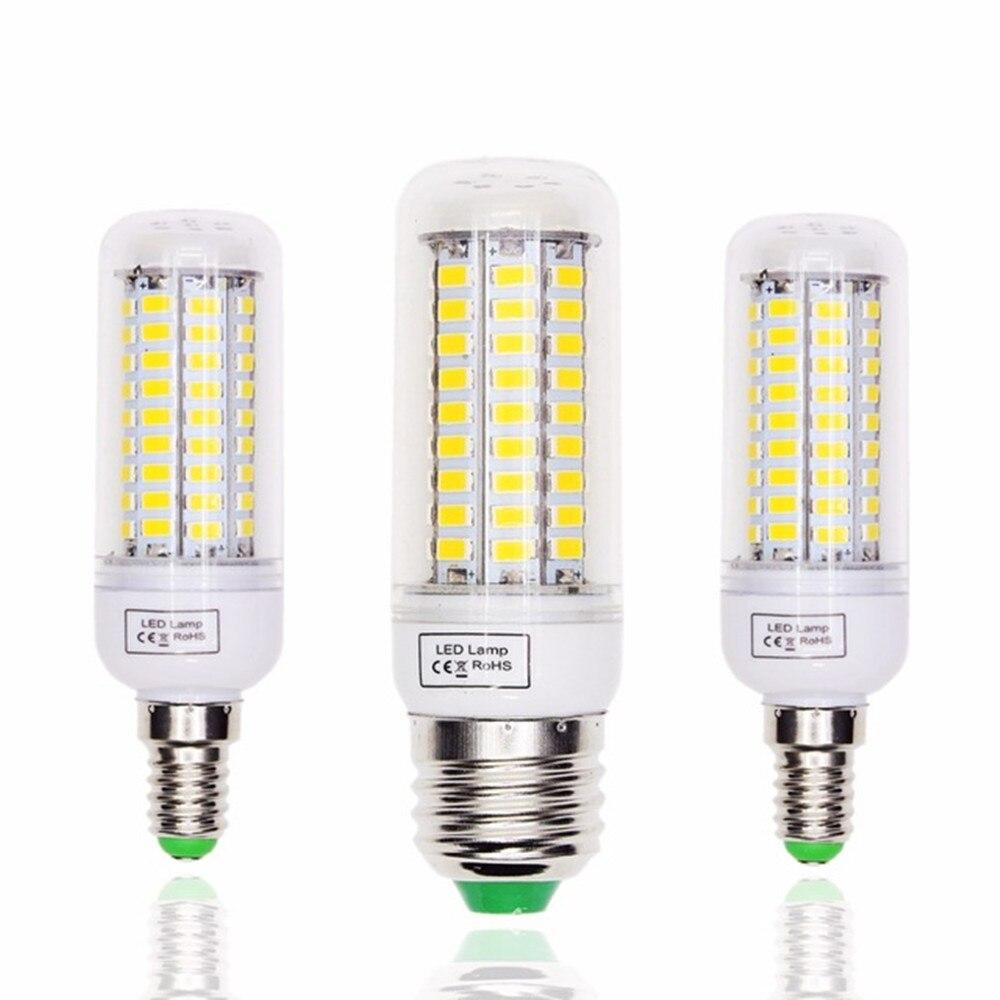 LED Lamp E27 LED Bulb E14 220V 5730 Corn Light Lampada LED Bulbs Chandelier Candle For Home Decoration Replace filament LightLED Lamp E27 LED Bulb E14 220V 5730 Corn Light Lampada LED Bulbs Chandelier Candle For Home Decoration Replace filament Light