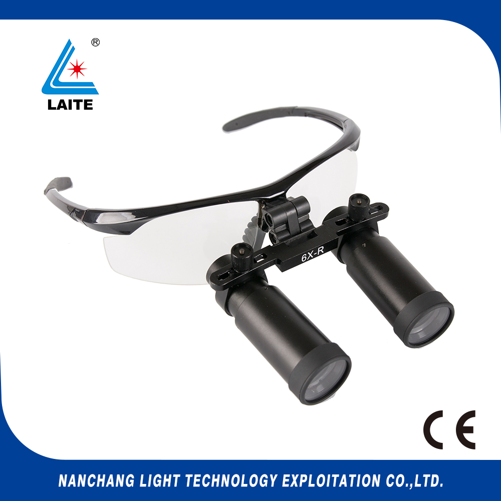 6.0x 6x Magnifications Binocular Dental Loupes Surgical Medical Dentistry Frame 420mm free shipping 6 0x 6x magnifications binocular dental loupes surgical medical dentistry frame 420mm free shipping