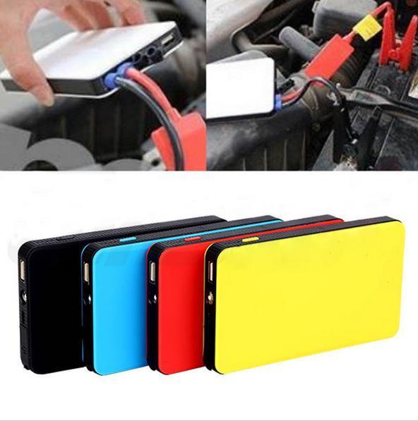 Высокое Качество 8000 мАч Мини Power Bank Booster Телефон MP3 tablet MP4 GPS, Зарядное Устройство Зарядное 5 В 2А Автомобиль Прыгать-Стартер, Аккумулятор зарядное устройство
