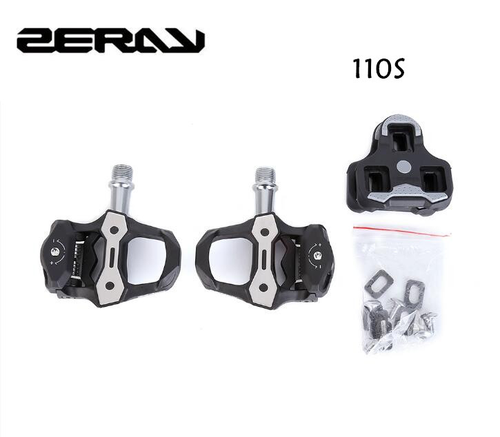 847c4ebab90 ZERAY zp-110s Carbon road bike Self-locking pedals bicycle cycling pedal  110s shimano