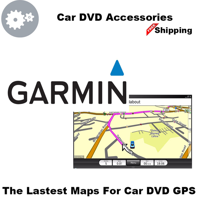 8G TF Cards With GPS Maps for Car DVD GPS Player with the whole