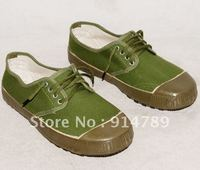 SURPLUS CHINESE ARMY PLA TYPE 65 LIBERATION SHOES BOOTS 31782