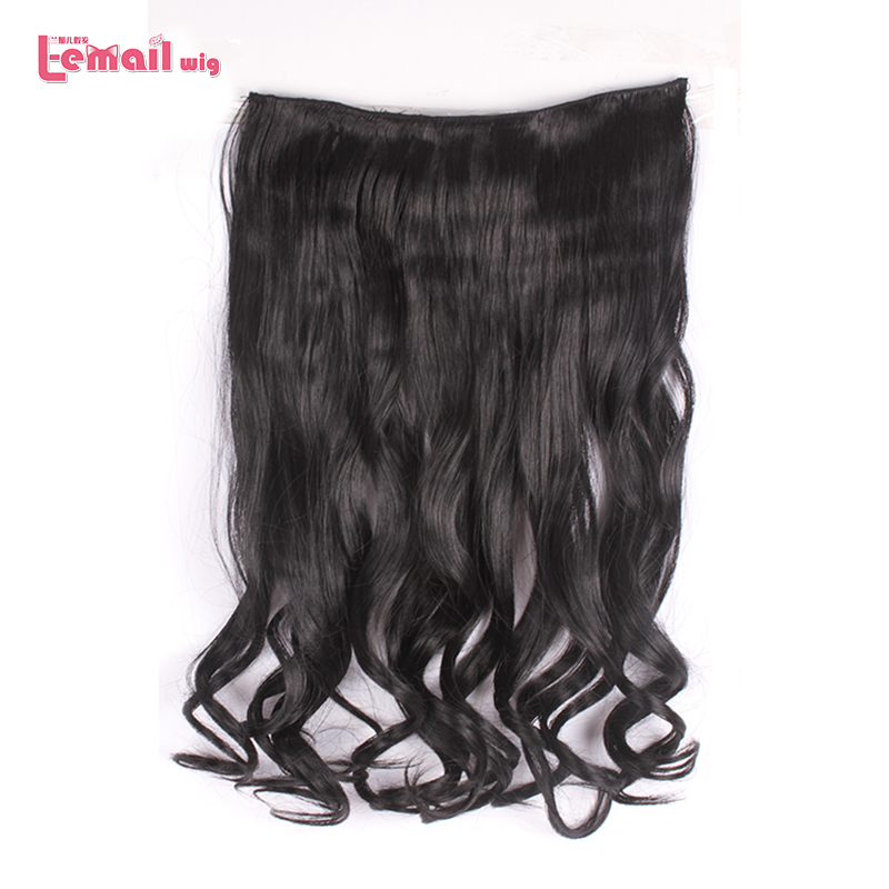 Hot Sale L Email Wig 40cm Medium Loose Wavy Black Beige And Light