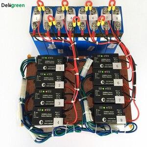 Image 3 - Led 표시기 1S 12V 배터리 이퀄라이저 단일 셀 리드 산 성 배터리 균형 BMS 배터리 젤 홍수 AGM