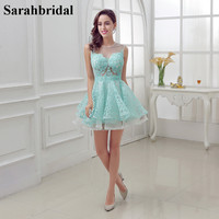 Charming Ever Pretty Short Prom Dresses 2017 With Jewel Sleeveless Tulle Beading And Pearls Homecoming Dress