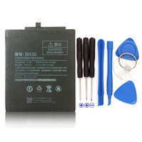 2017 New For Xiaomi Redmi 4A BN30 3030mAh Battery Compatible For Xiaomi H 4A Batteries With