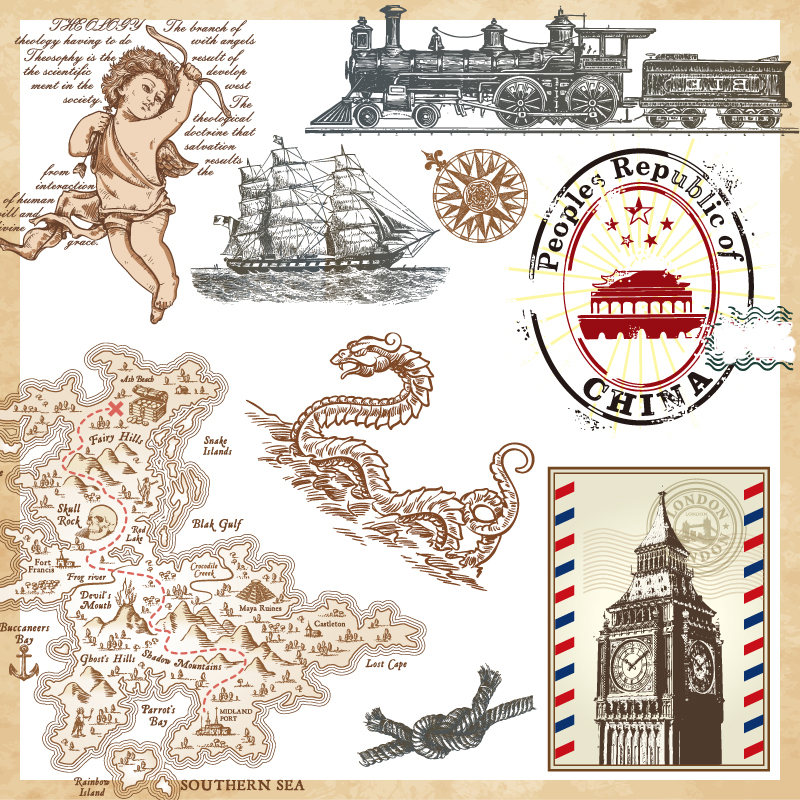 Clear Stamp London Postcard Airmail Clear Stamps Craft Transparent Silicone Stamp For DIY Scrapbooking Decor Tools Card Making|Stamps| |  - AliExpress