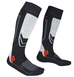 2 пары мужские зимние длинные высокоэффективные Лыжные носки для пеших прогулок велосипедные спортивные носки