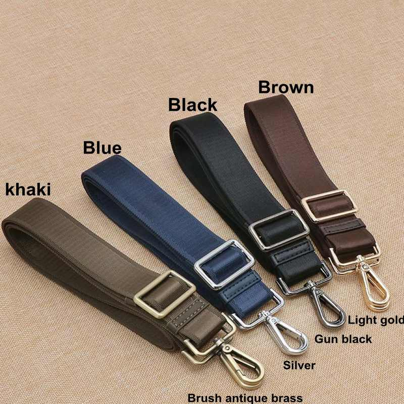 Новый мощный крючок нейлоновый ремень аксессуар, сменные мужские сумки длинный плечевой ремень, мужская сумка для ноутбука ремни, сумка для ремонта плечевой ремень