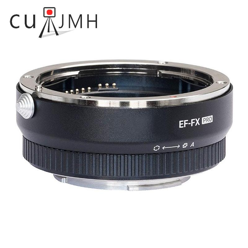 все цены на EF-FX PRO AF Adapter for Canon EOS EF Lens To Fujifilm X-E3 T20 PRO2 Camera